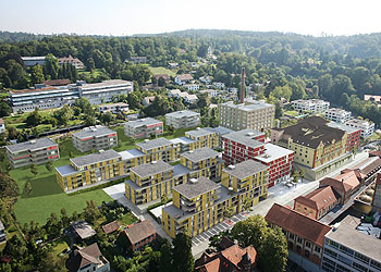 Haldengut areal winterthur 2009 - Architekturburo basel ...